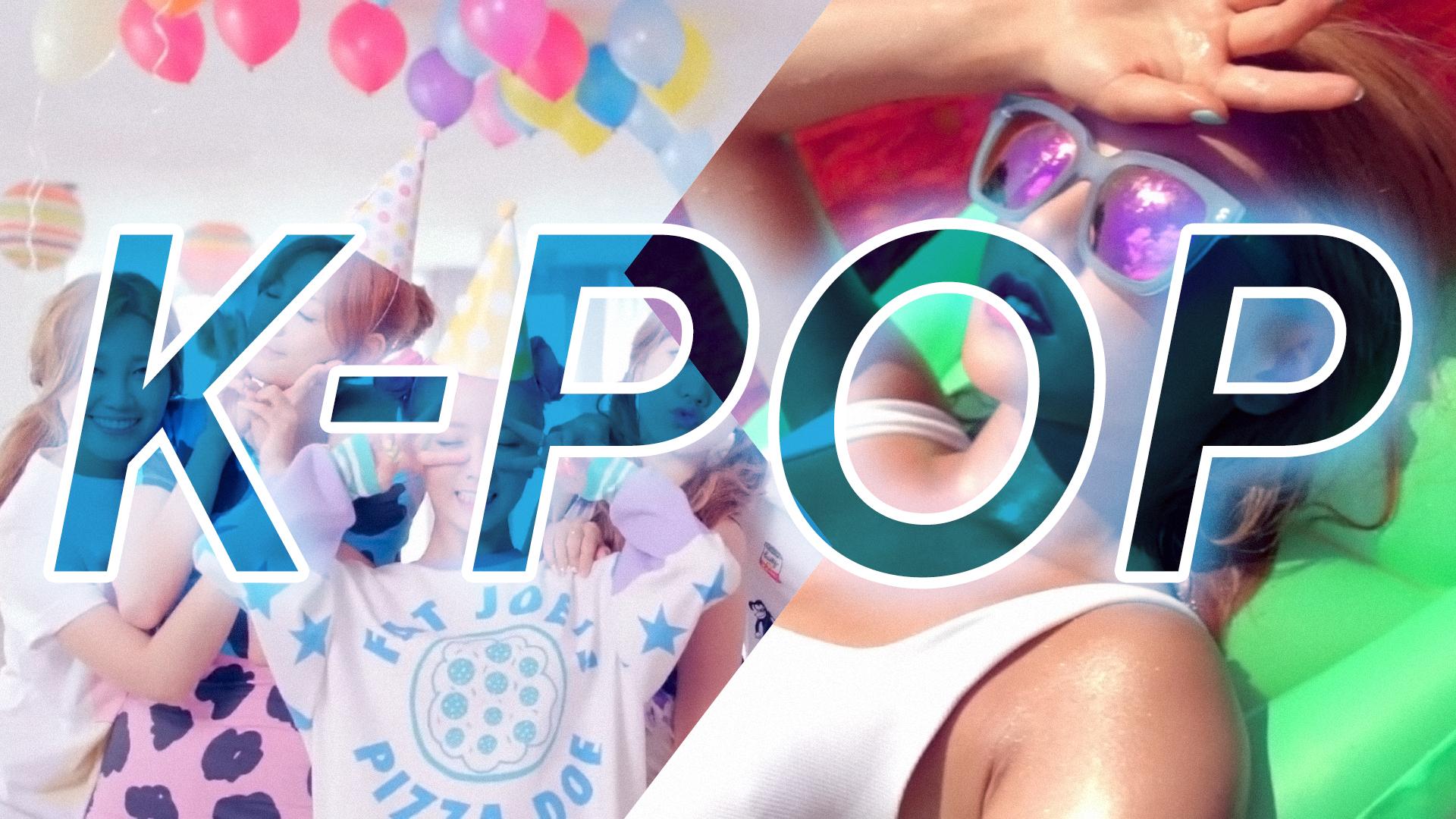 Vidéo K-Pop du 12 au 18 juillet 2015