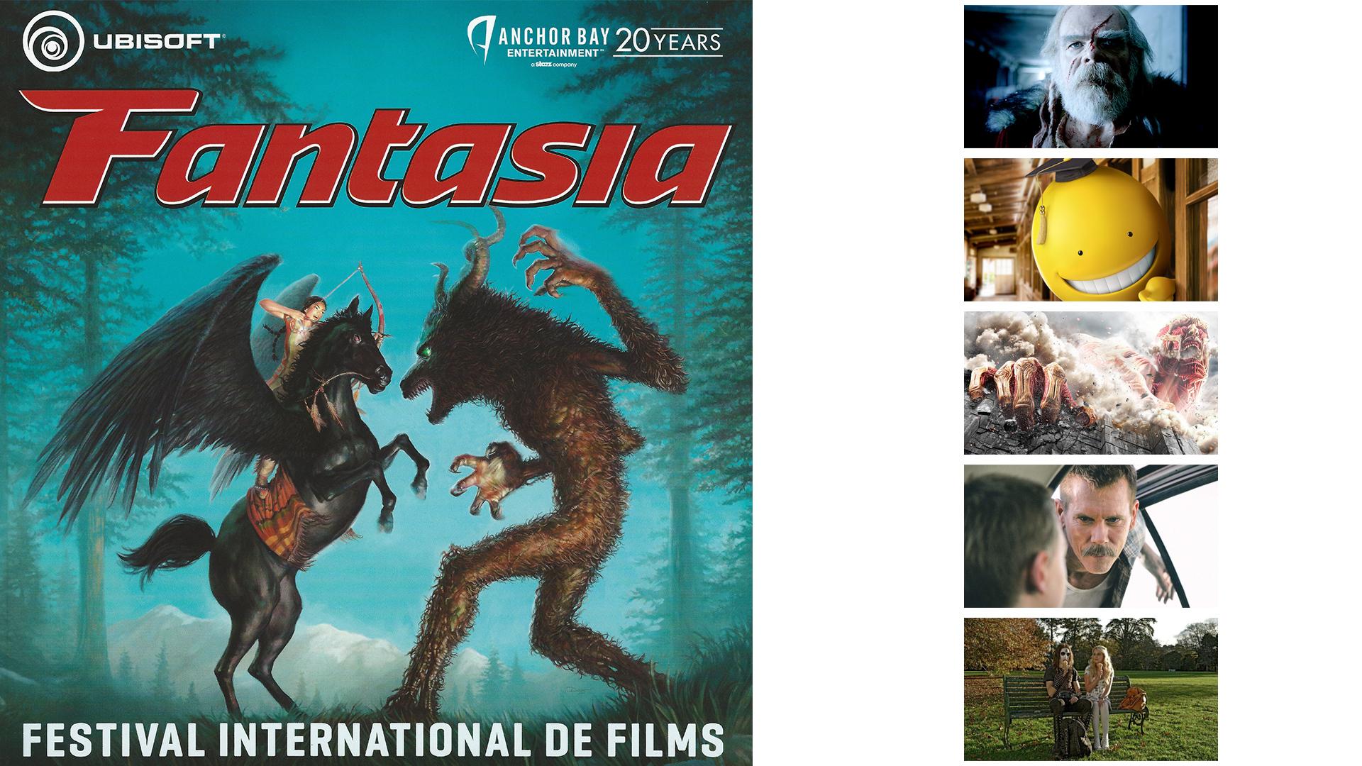 Fantasia, 5 août 2015