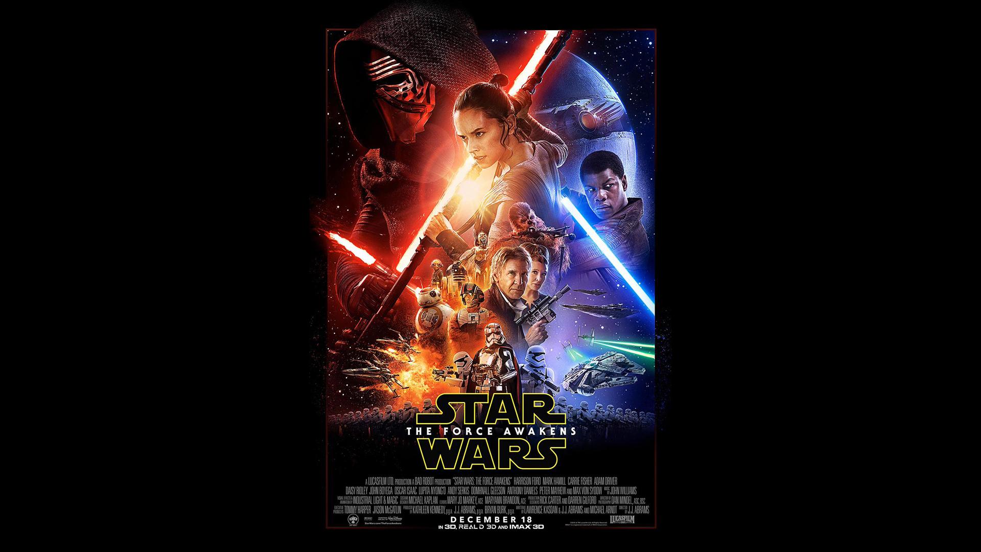Aperçu Star Wars : The Force Awaken
