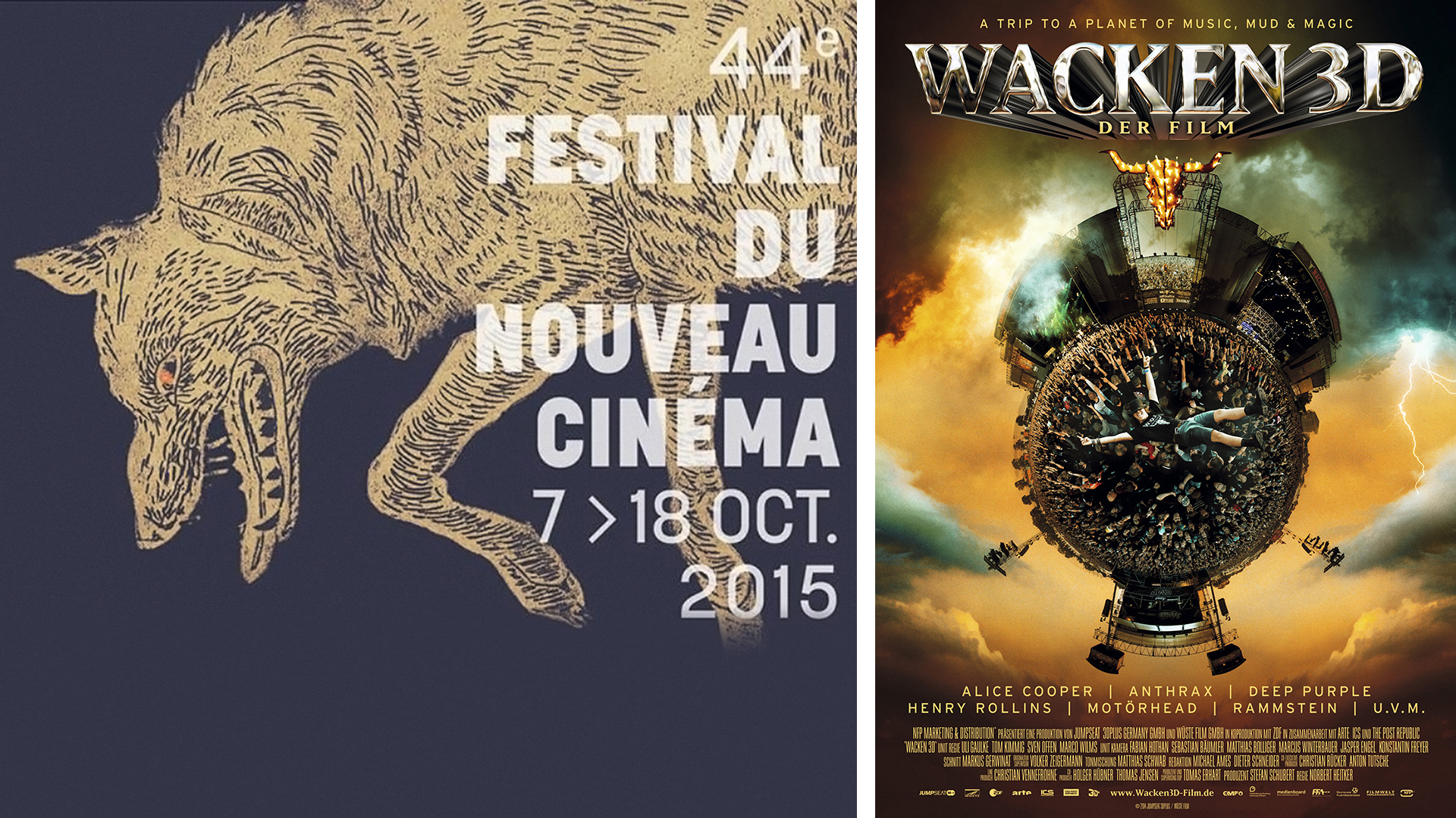 FNC : Wacken 3D The Movie