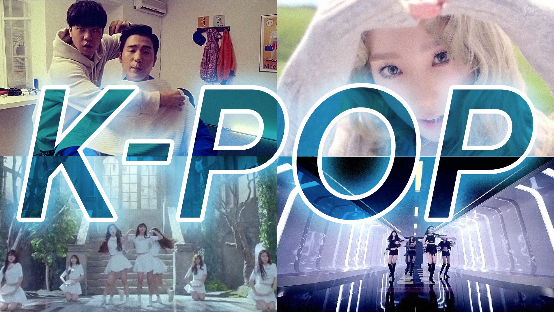 Vidéo K-Pop du 4 au 10 octobre 2015