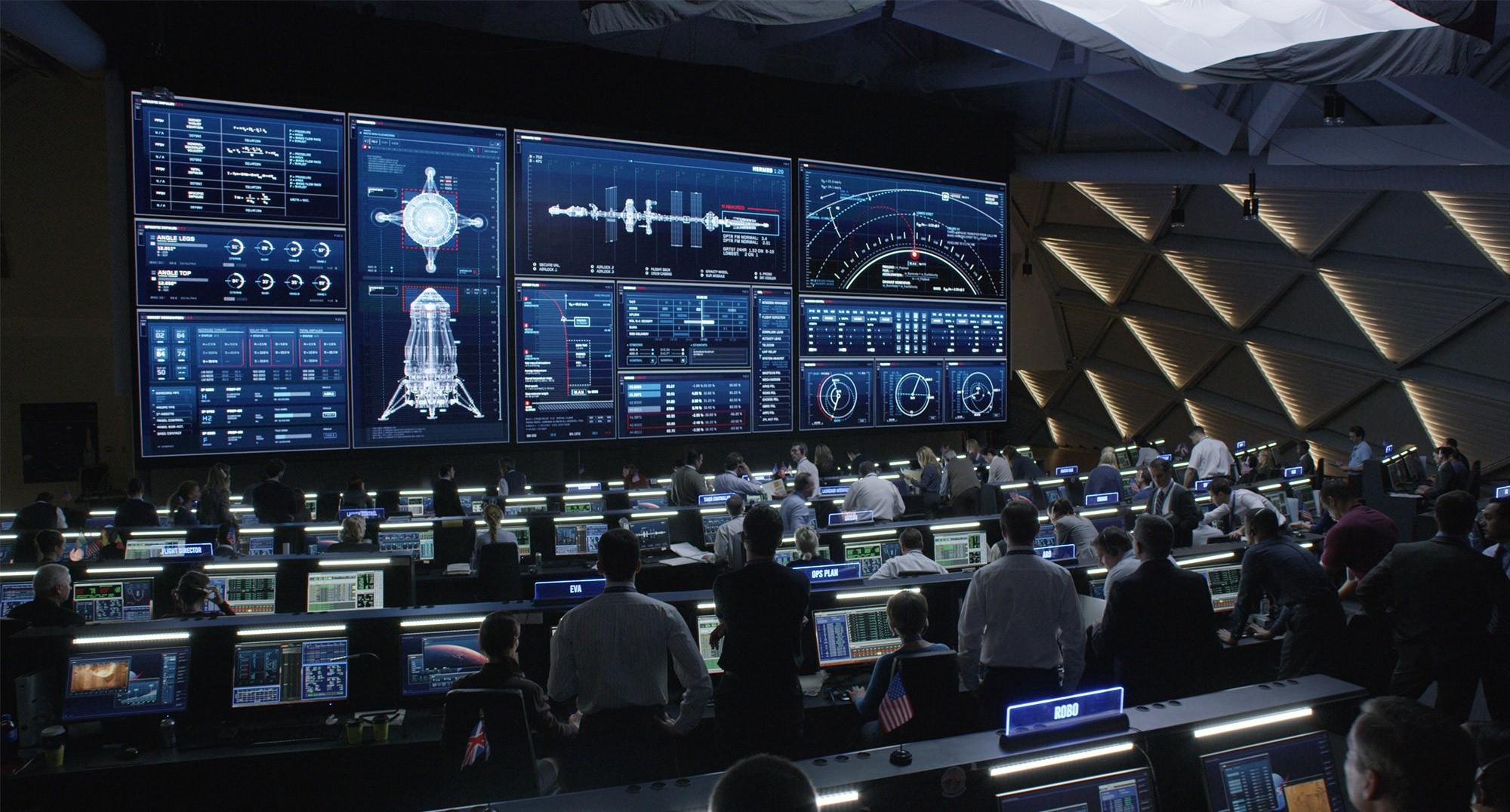 [Critique Film] The Martian, un seul homme sur Mars – La ...