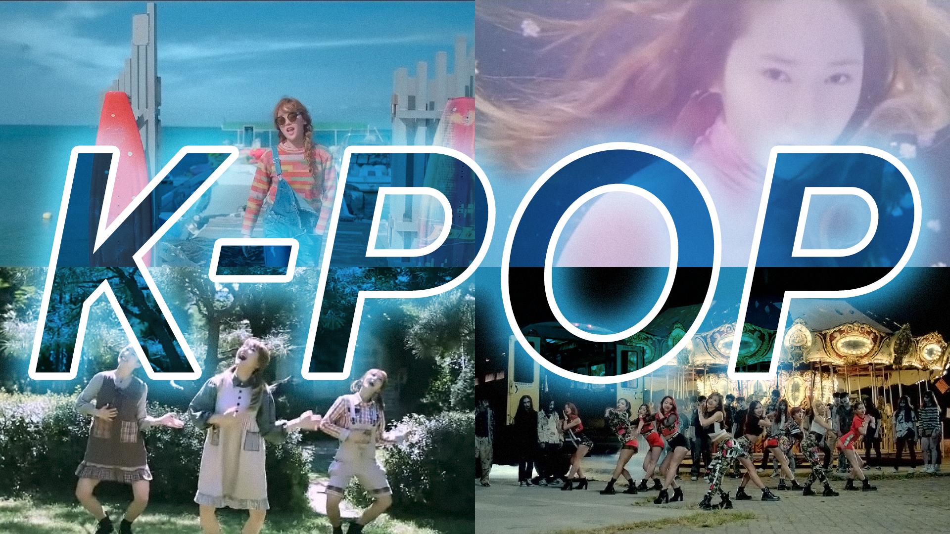 Vidéo K-Pop du 25 au 31 octobre 2015