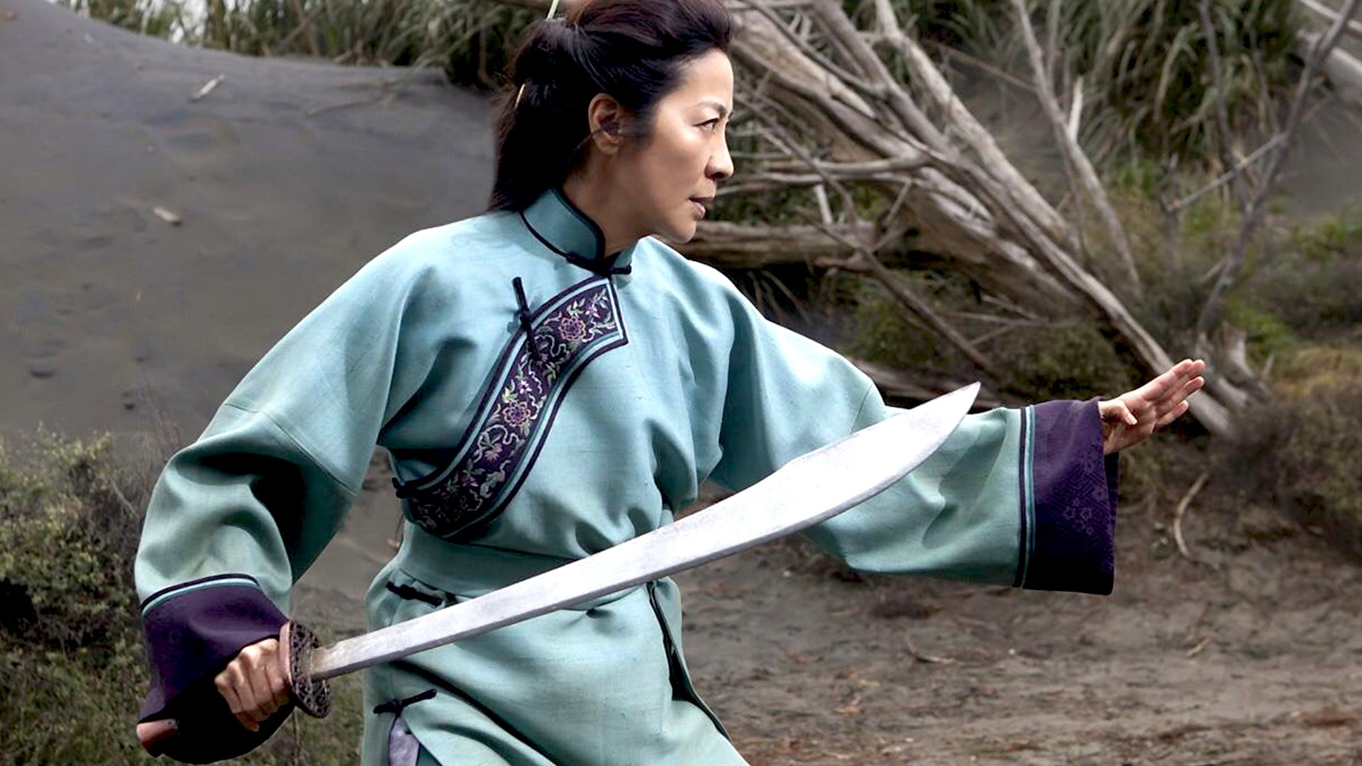 Crouching Tiger, Hidden Dragon : Sword of Destiny