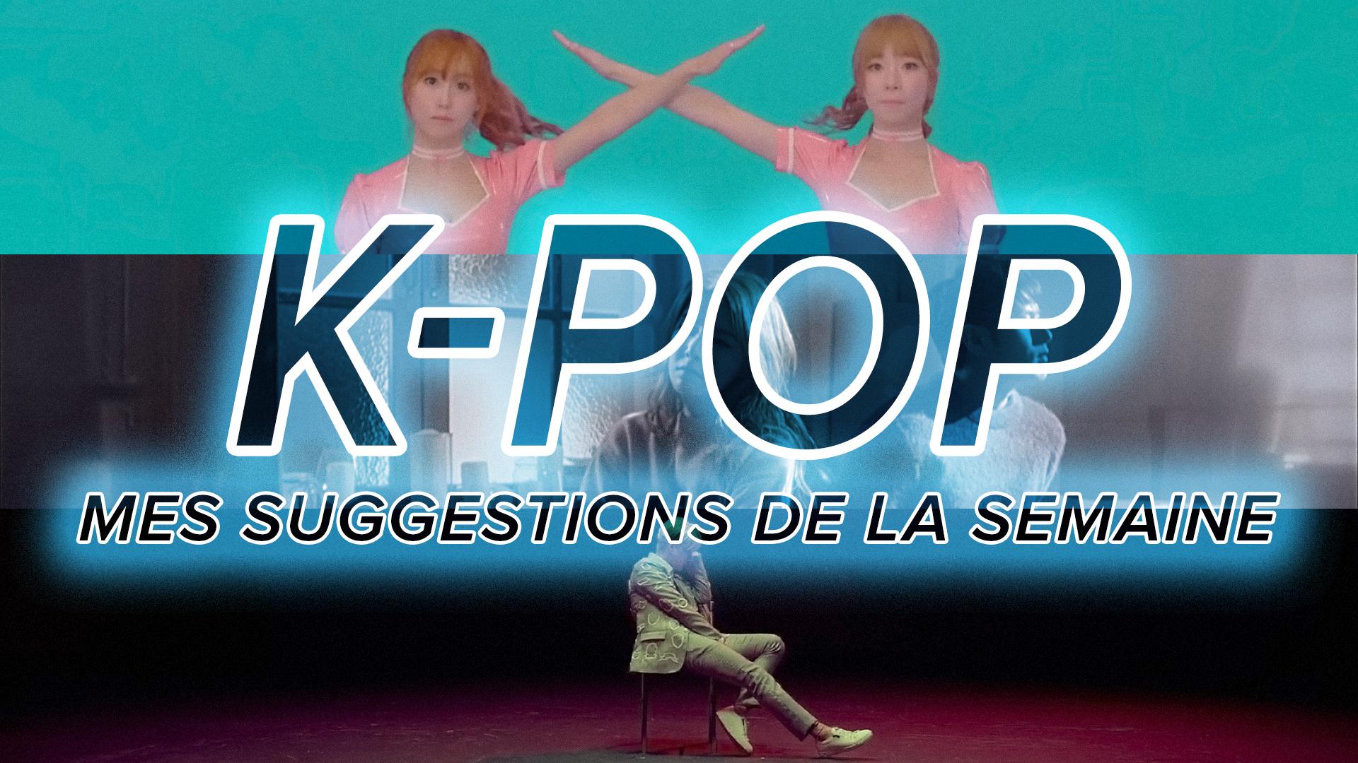 K-Pop du 10 au 16 janvier 2016