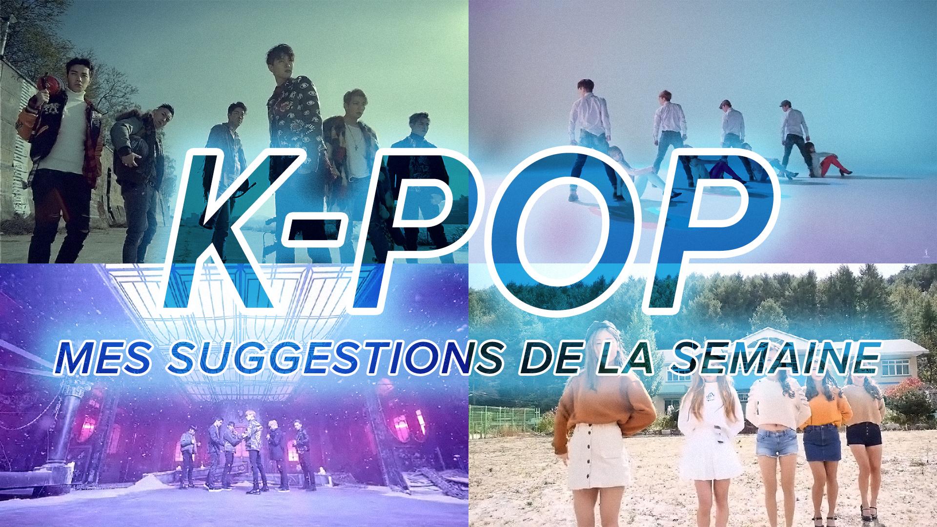 K-Pop du 17 au 23 janvier 2016