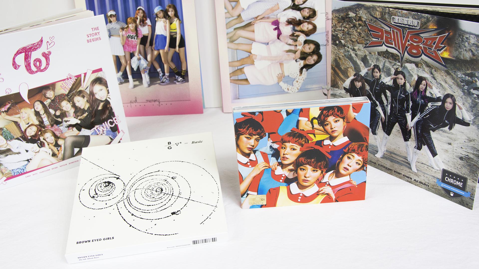 Top 5 K-Pop Album 2015