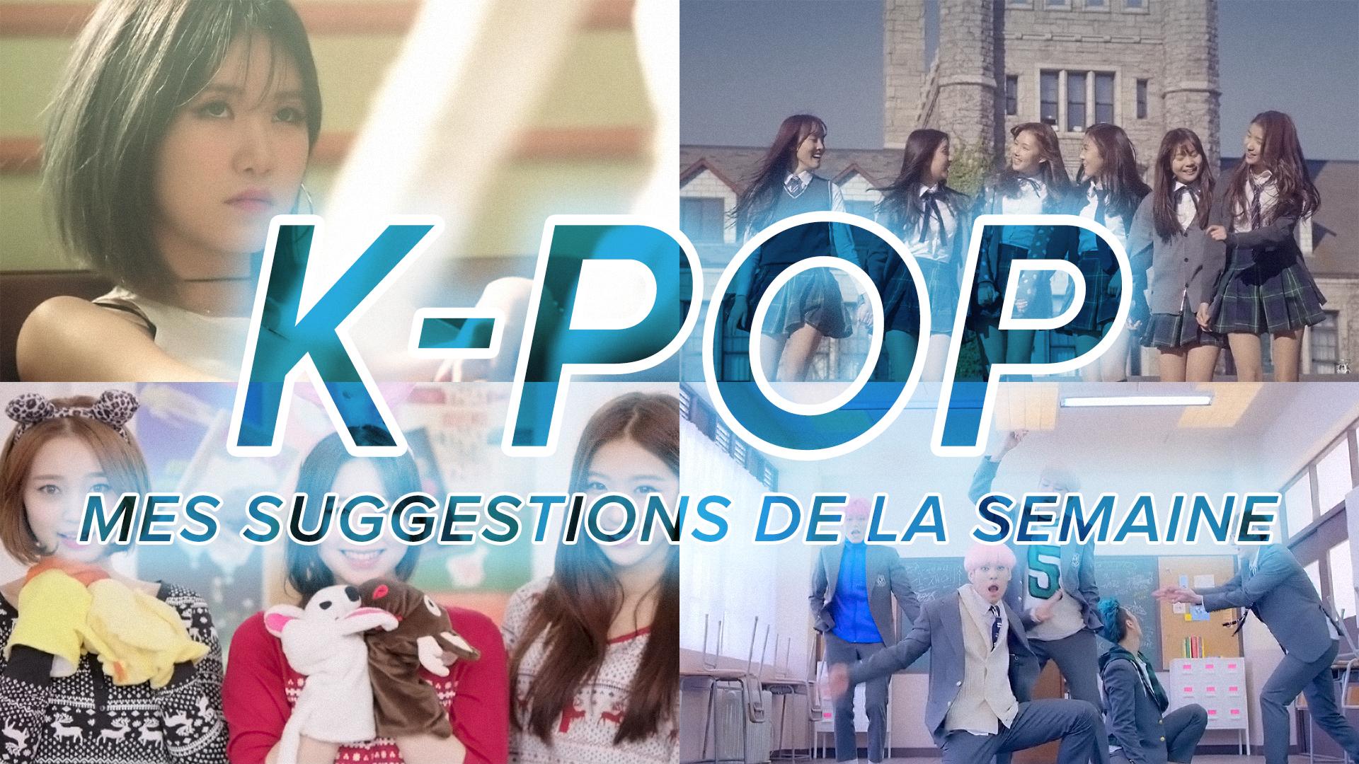 K-Pop 24 au 30 janvier