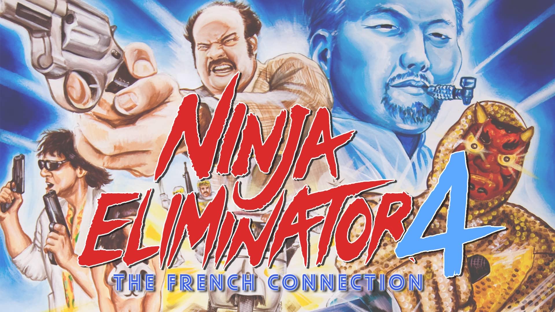 Ninja Eliminator 4