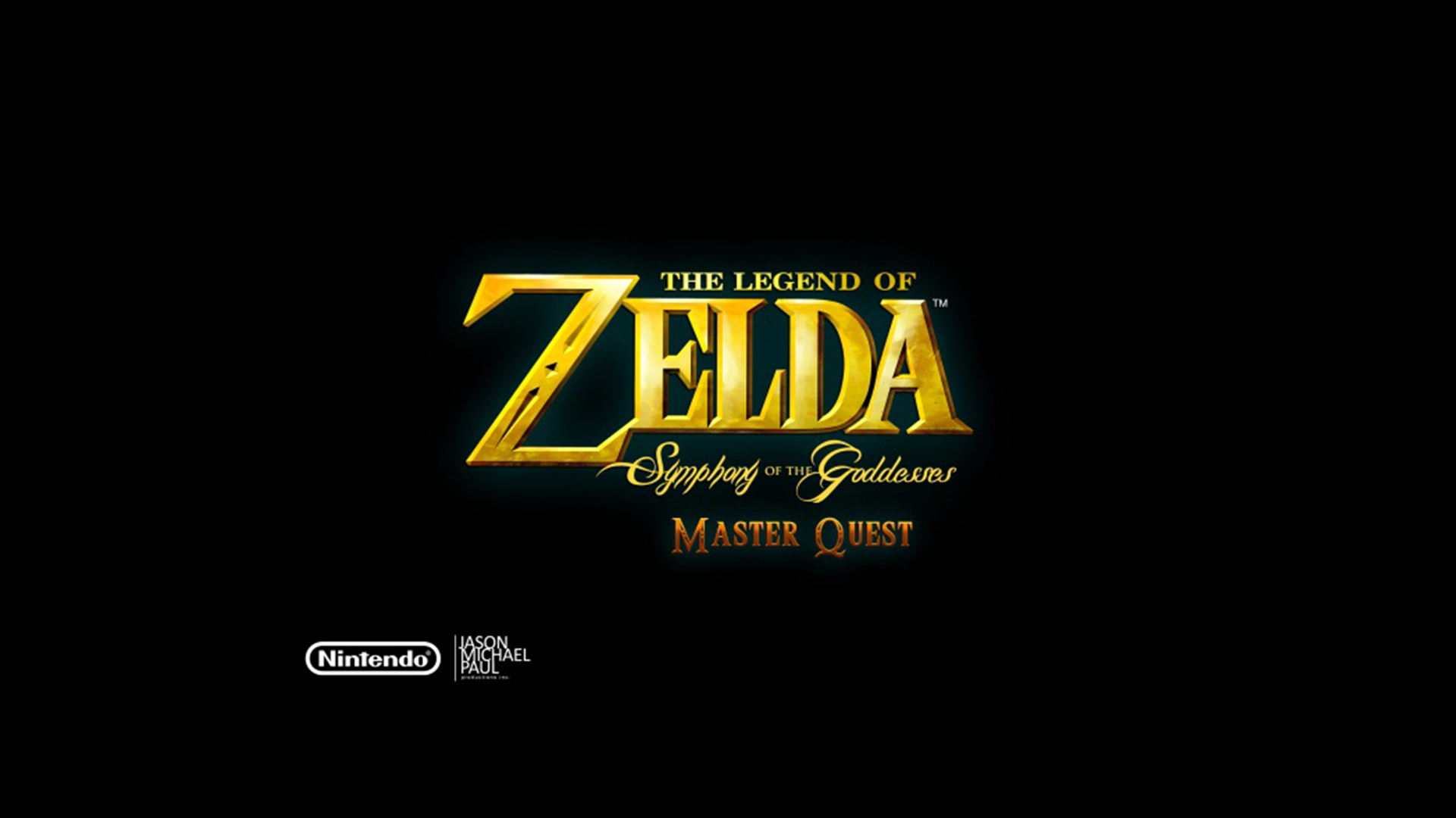 The Legend of Zelda : Symphony of the Goddesses – Master Quest