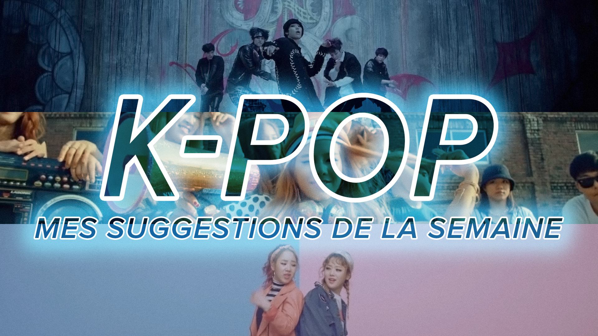 K-Pop du 10 au 16 avril 2016