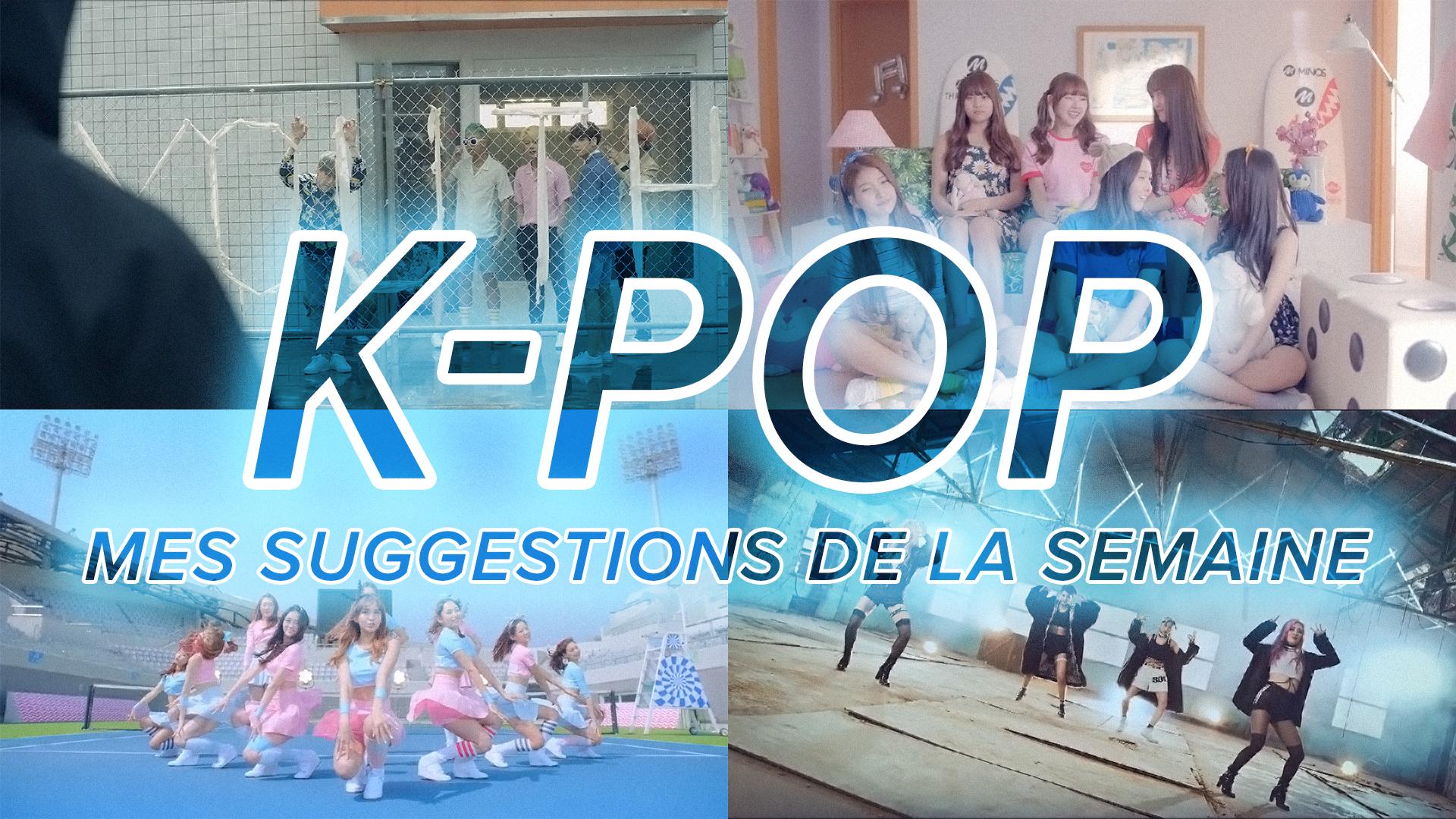 K-Pop du 1er au 7 mai 2016
