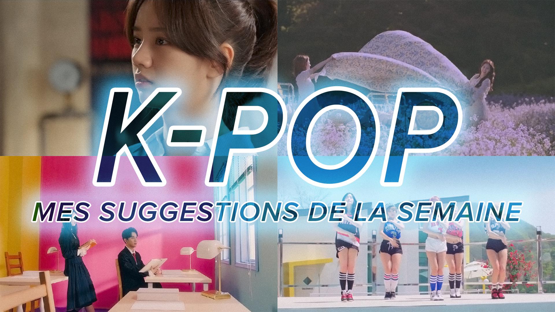 K-Pop du 22 au 28 mai