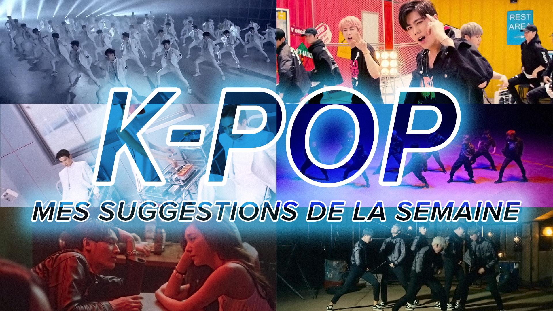 K-Pop du 5 au 11 juin 2016