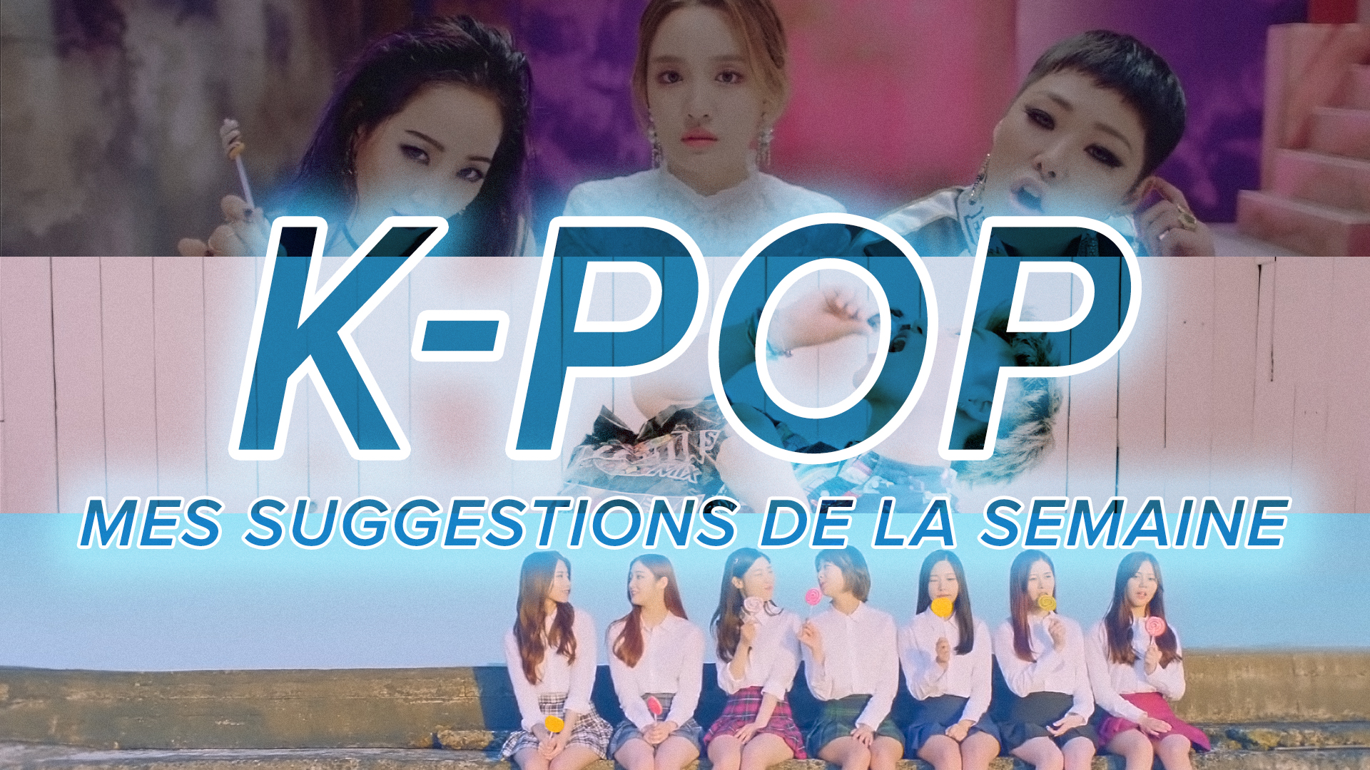 K-Pop du 12 au 18 juin 2016