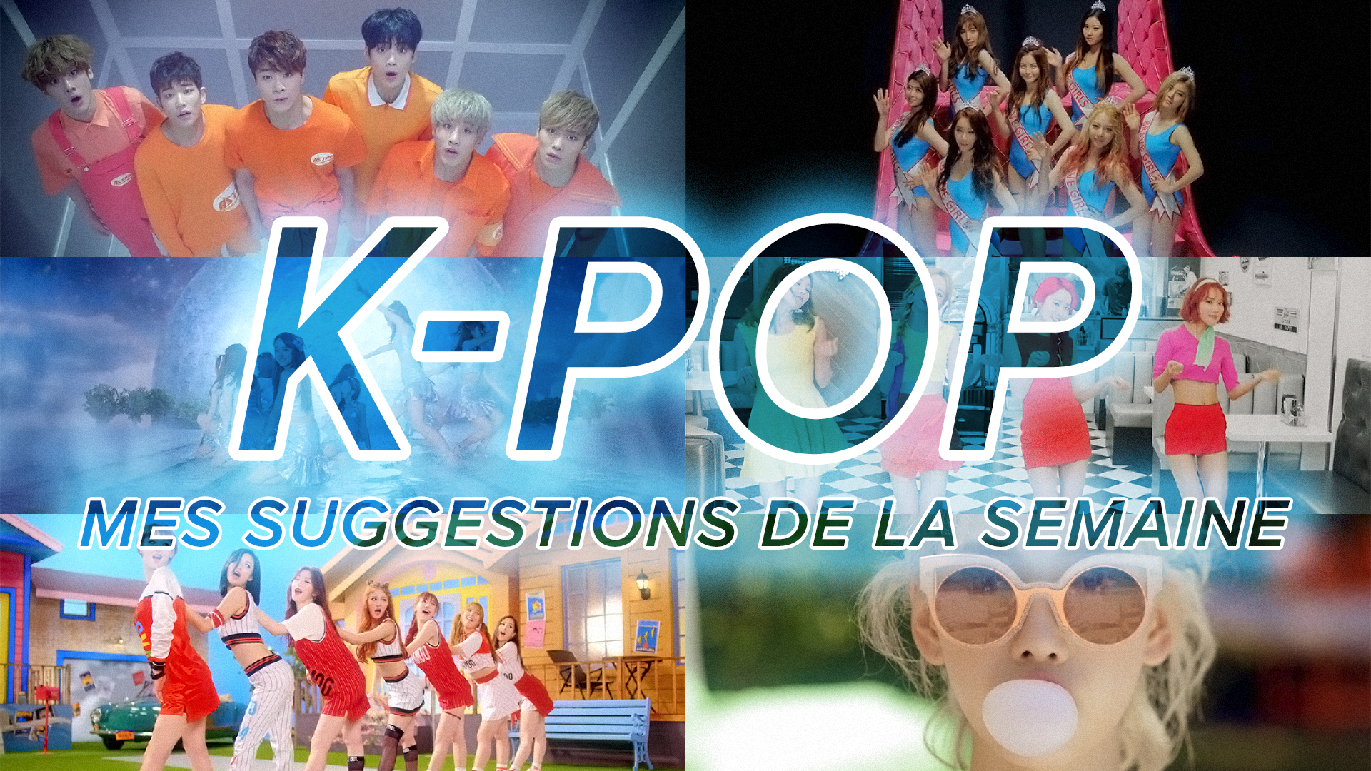 K-Pop du 26 juin au 2 juillet
