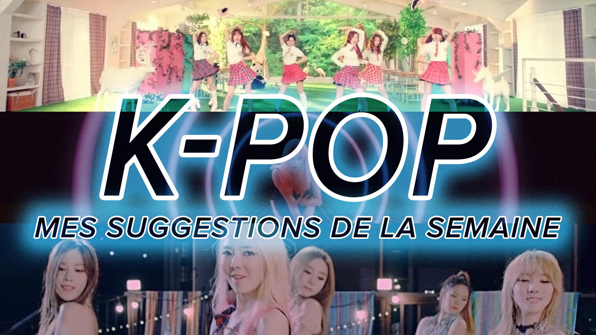 K-Pop du 17 au 23 juillet 2016