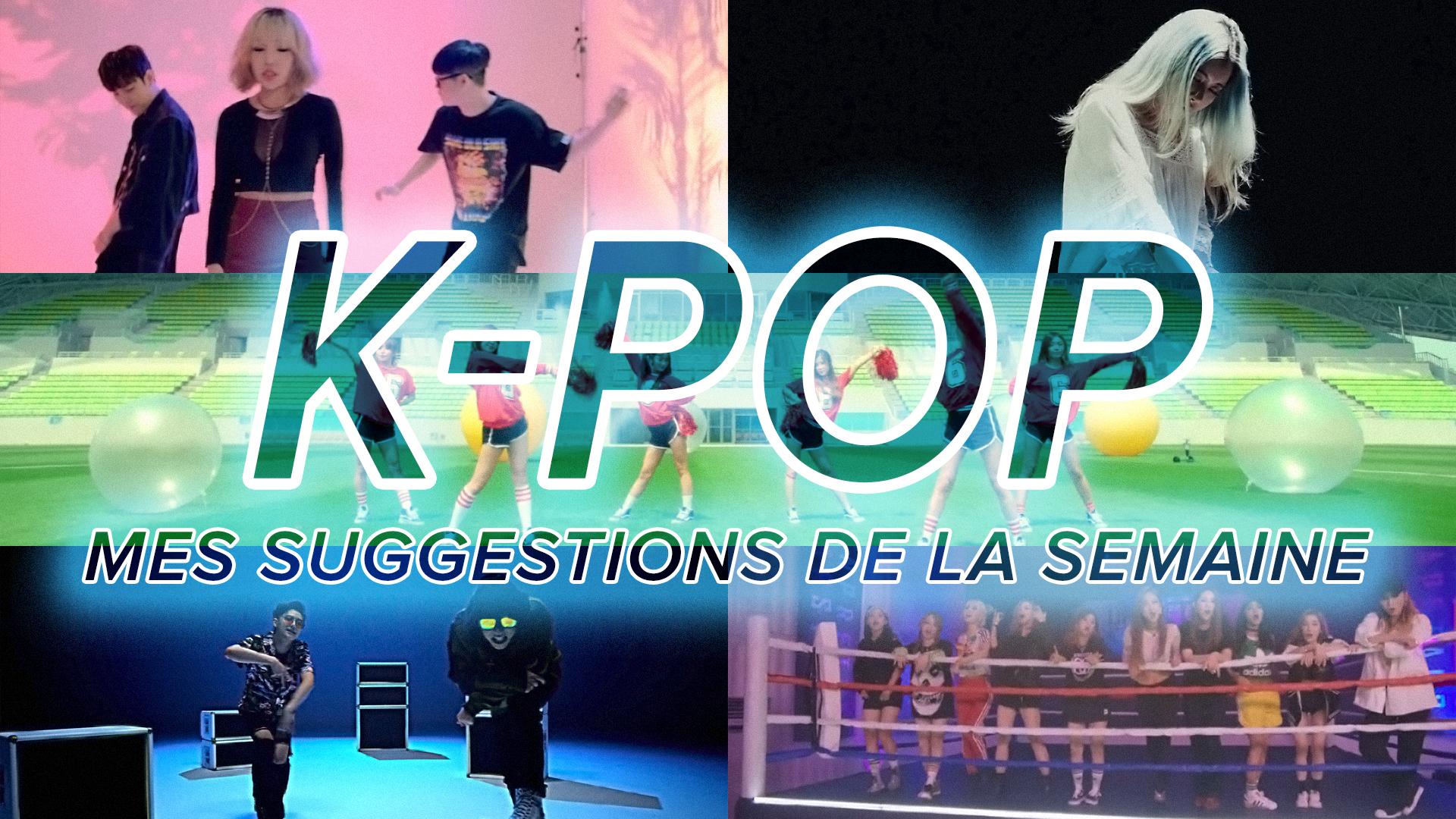 K-Pop du 24 au 30 juillet 2016