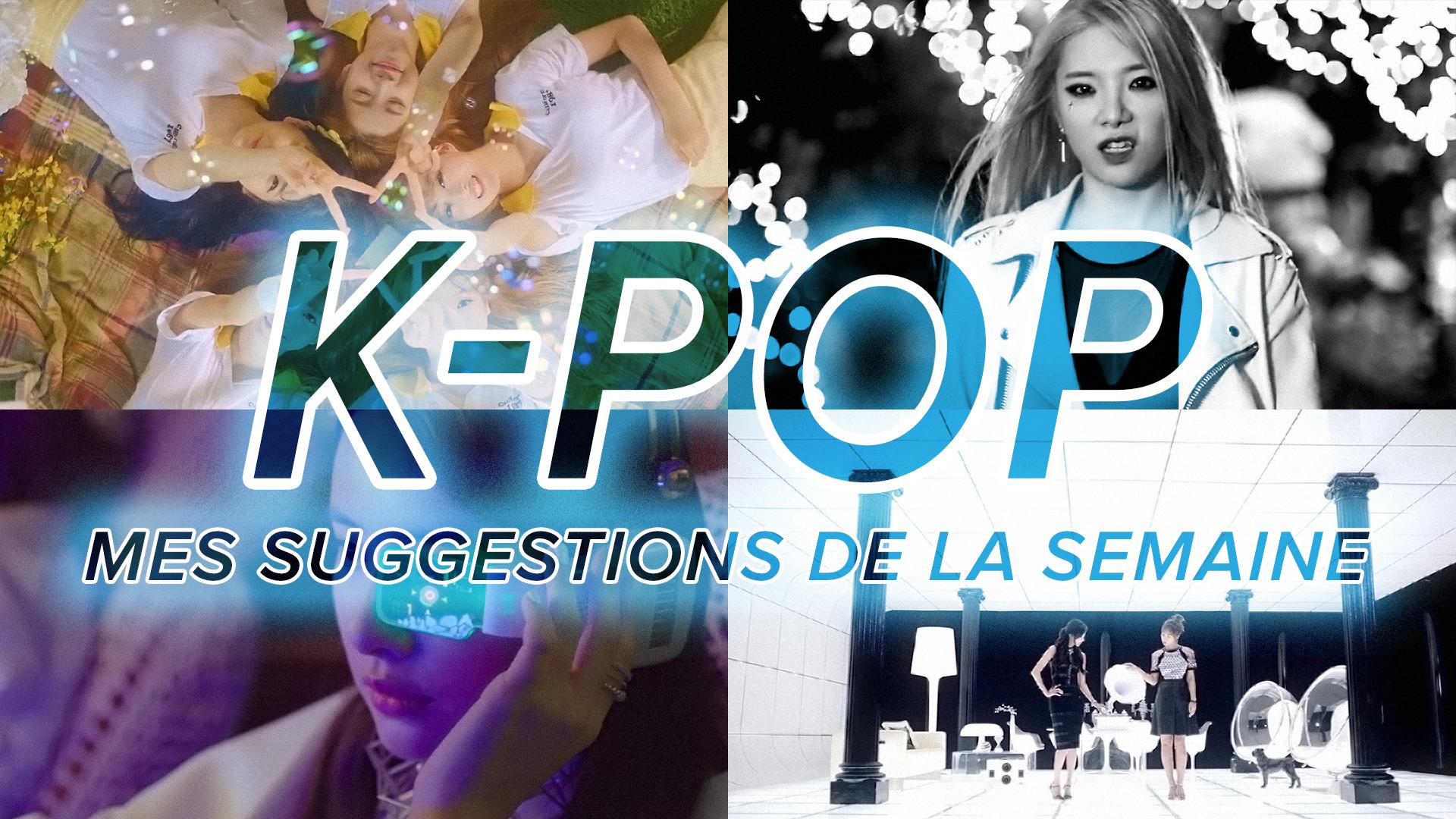 K-Pop du 14 au 20 août 2016