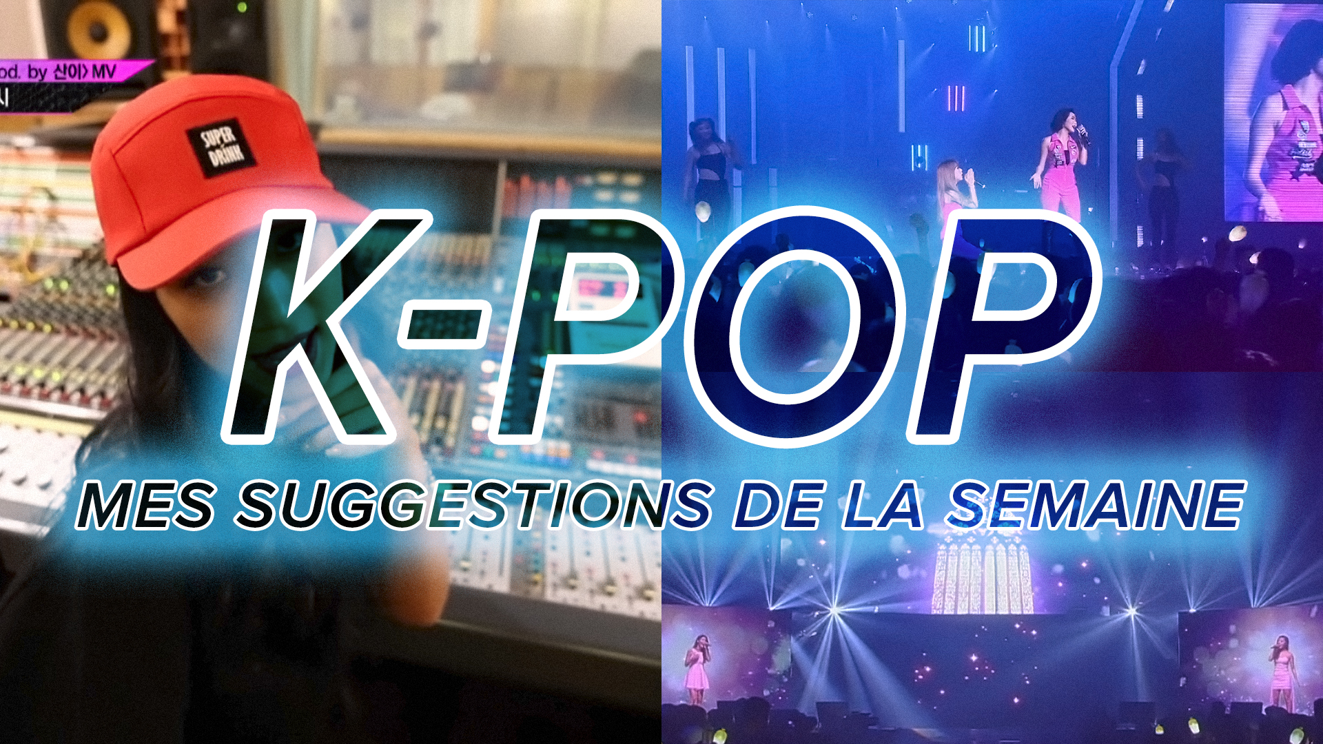 K-Pop du 28 août au 3 septembre 2016