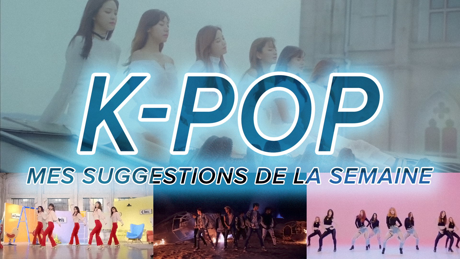 K-Pop du 25 septembre au 1er octobre 2016