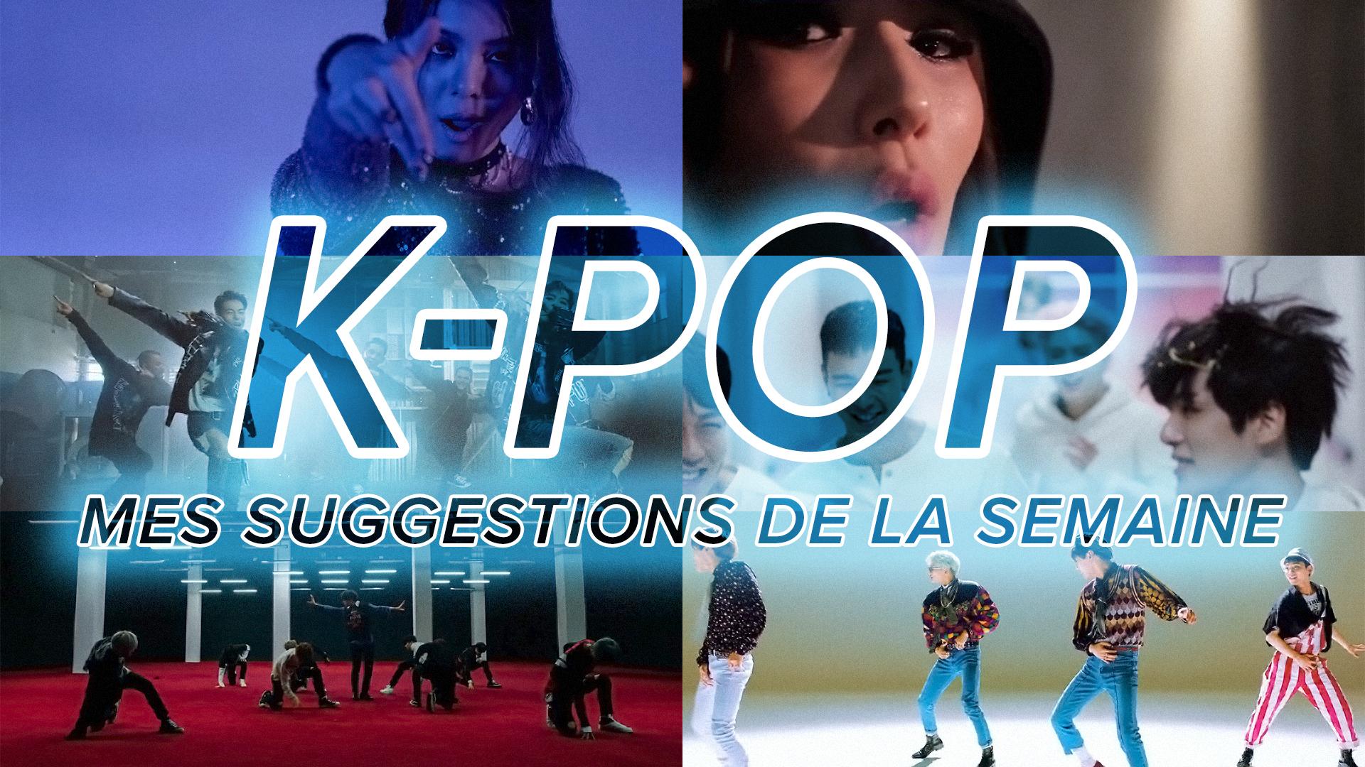 K-Pop du 2 au 8 octobre 2016