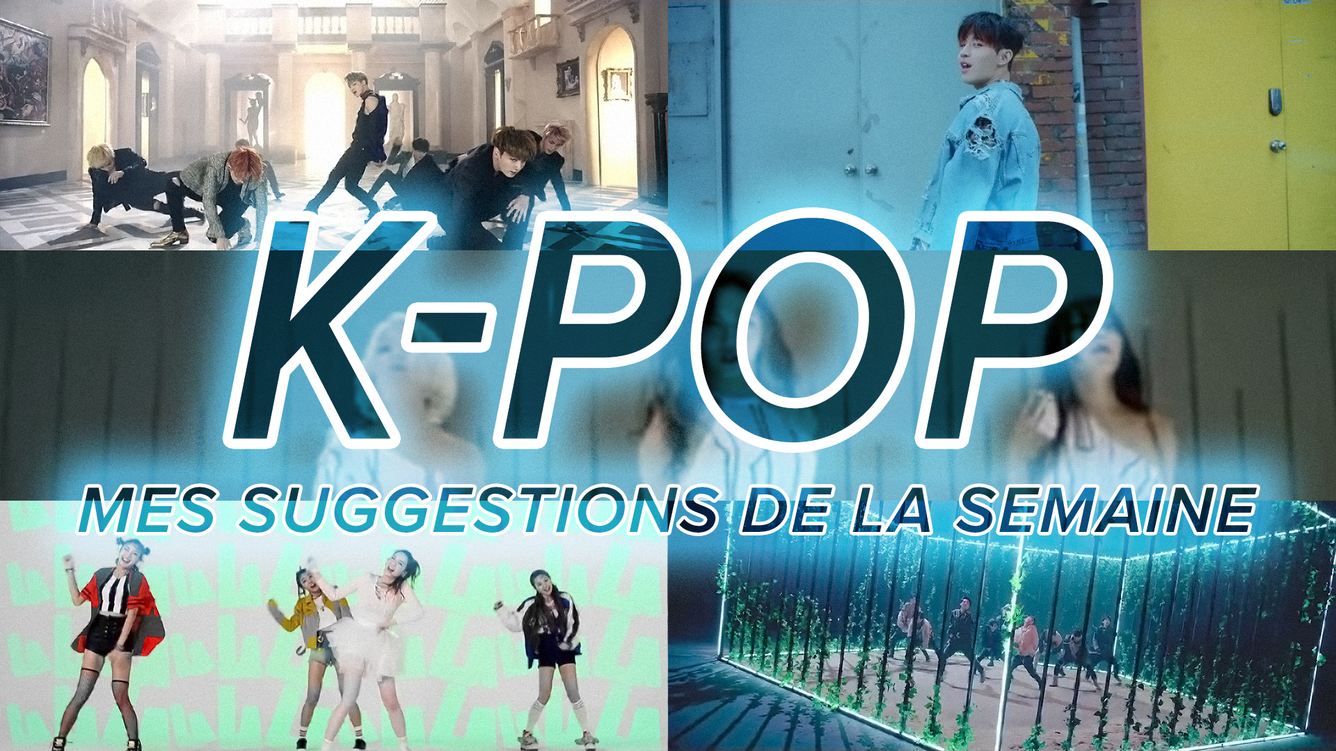 K-Pop du 9 au 15 octobre 2016