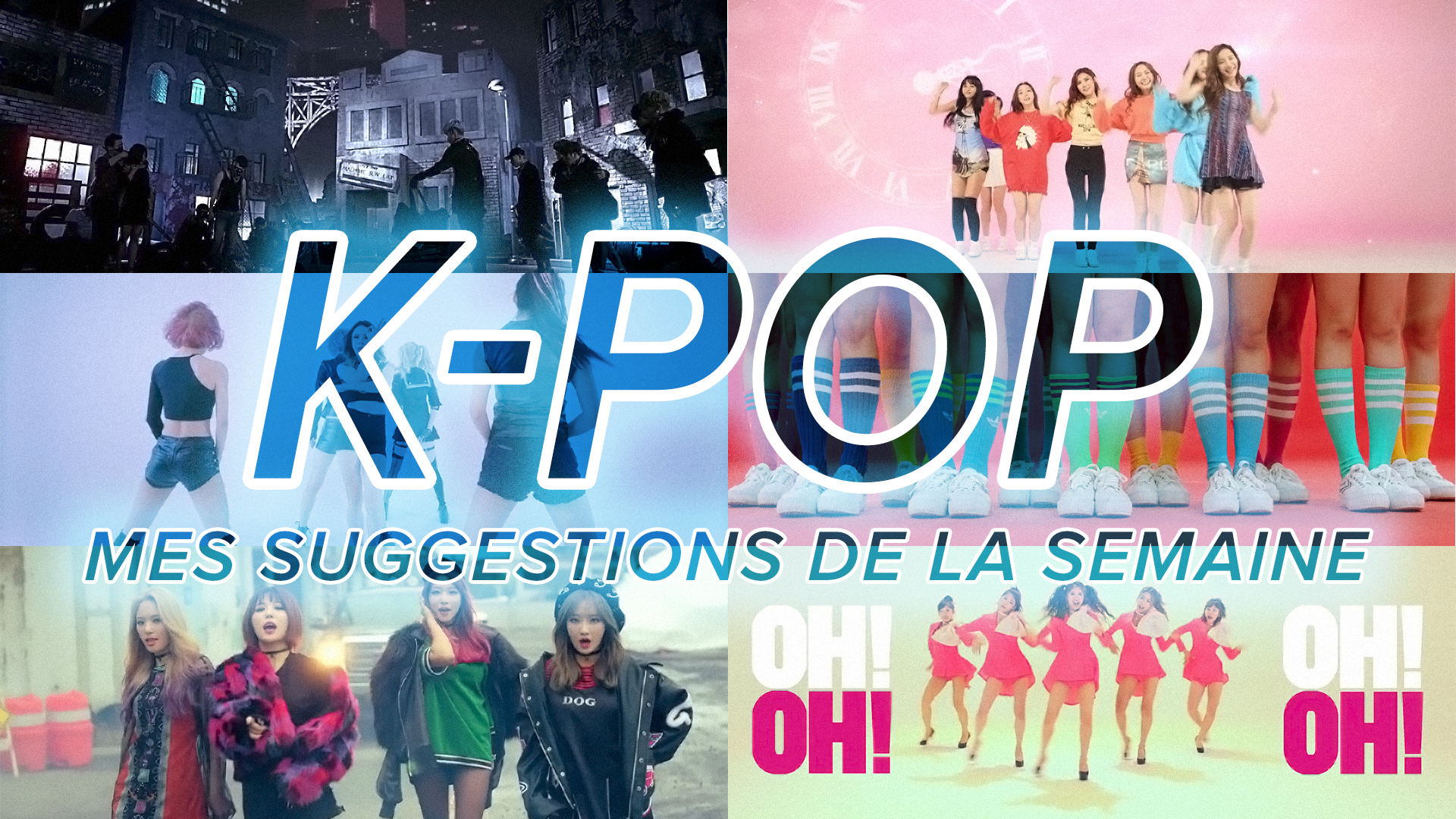 K-Pop du 16 au 22 octobre 2016