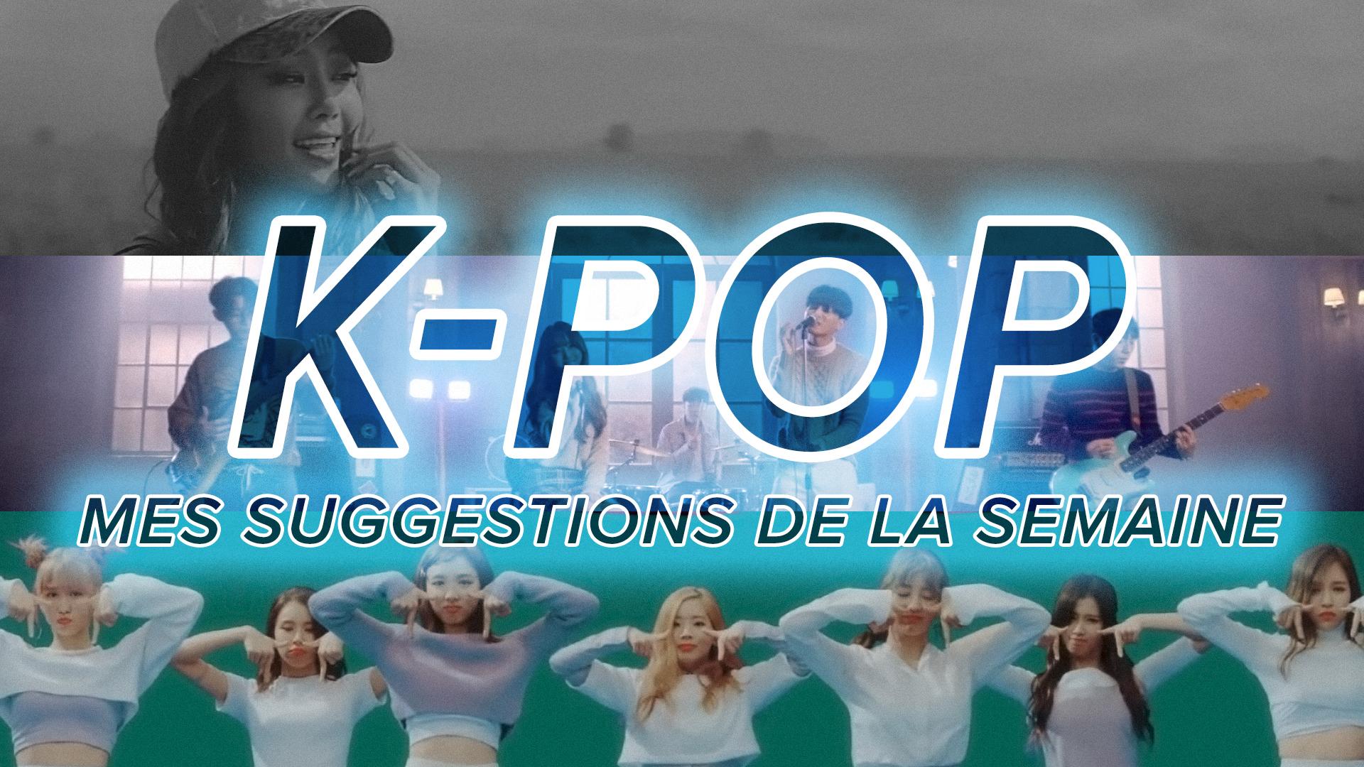 K-Pop du 23 au 29 octobre 2016