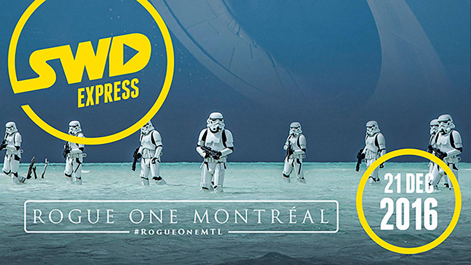 Star Wars en Direct