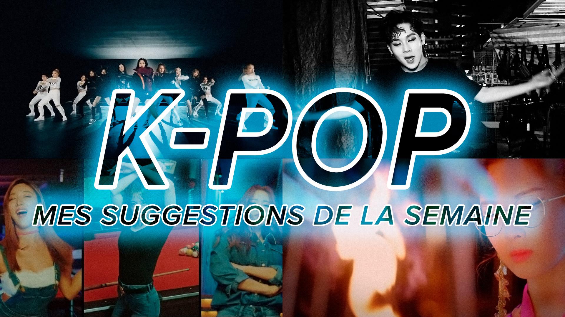 K-Pop du 15 au 21 janvier 2017