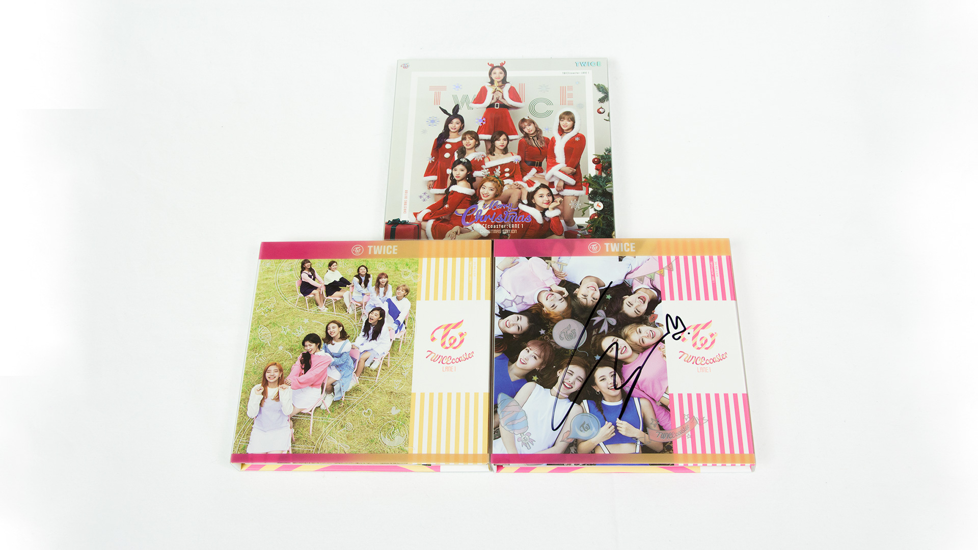 Twice – TWICEcoaster Lane 1