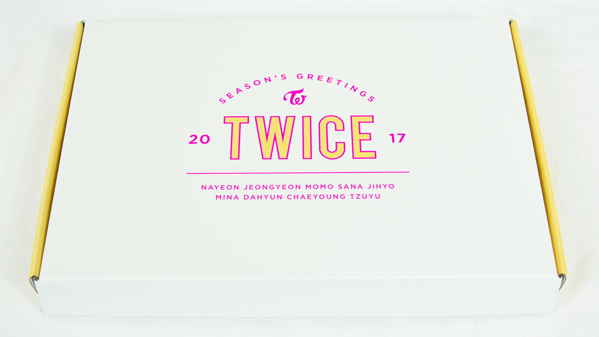 Twice - Season's Greeting 2017