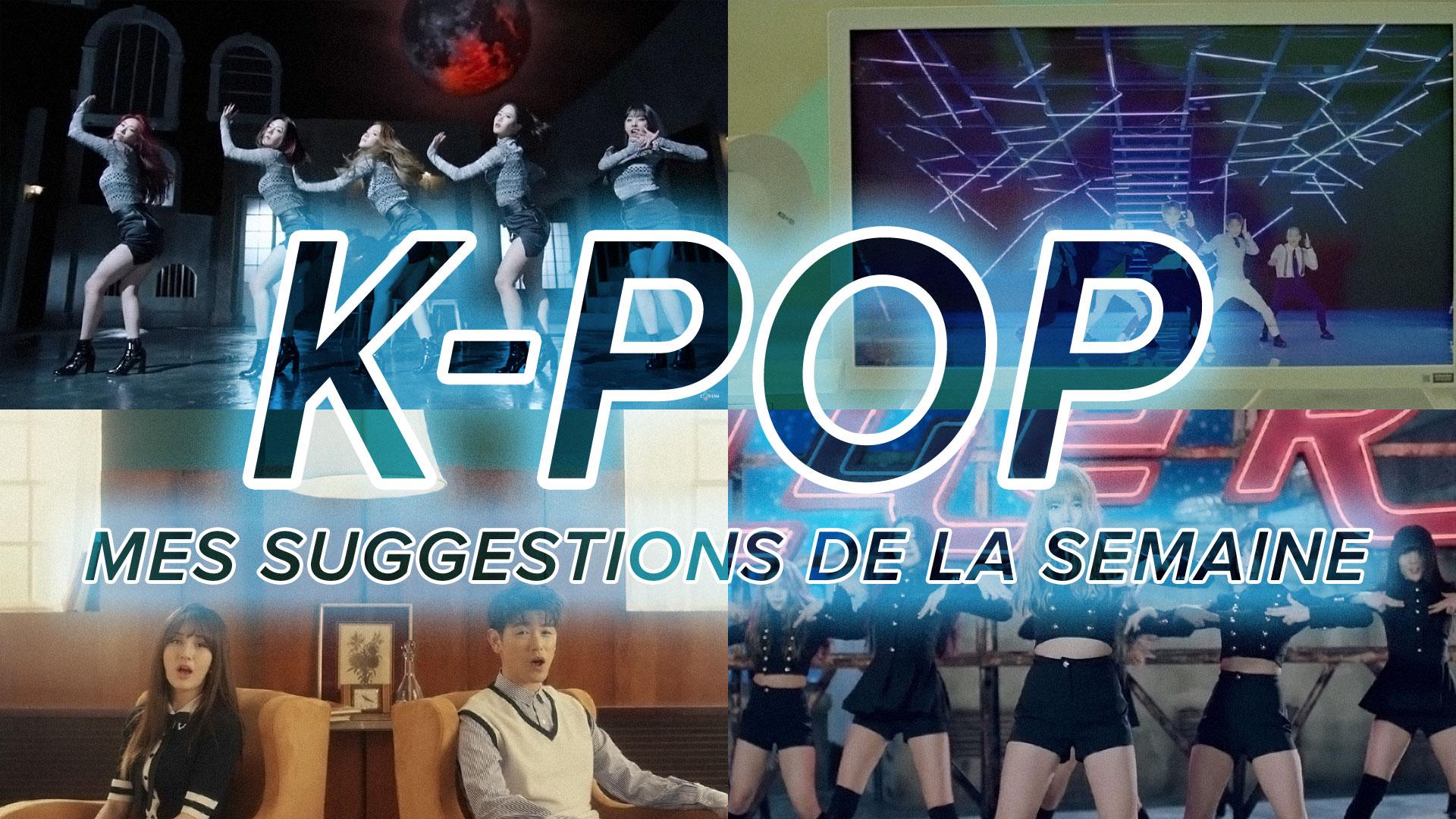 K-Pop du 5 au 11 mars 2017