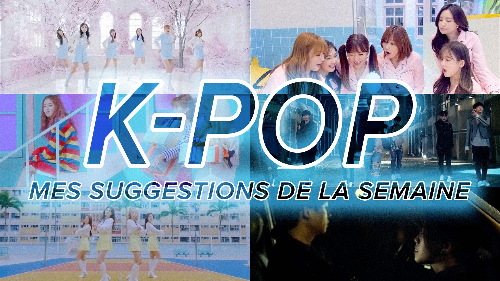 K-Pop du 12 au 18 mars 2017