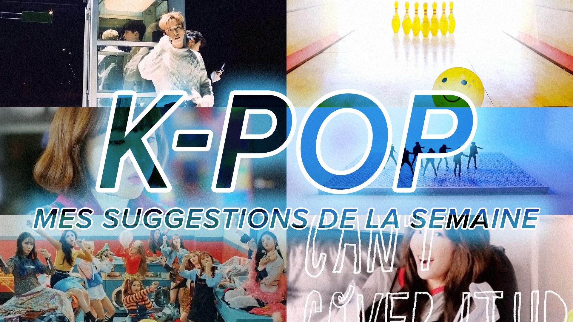 K-Pop du 19 au 25 mars 2017