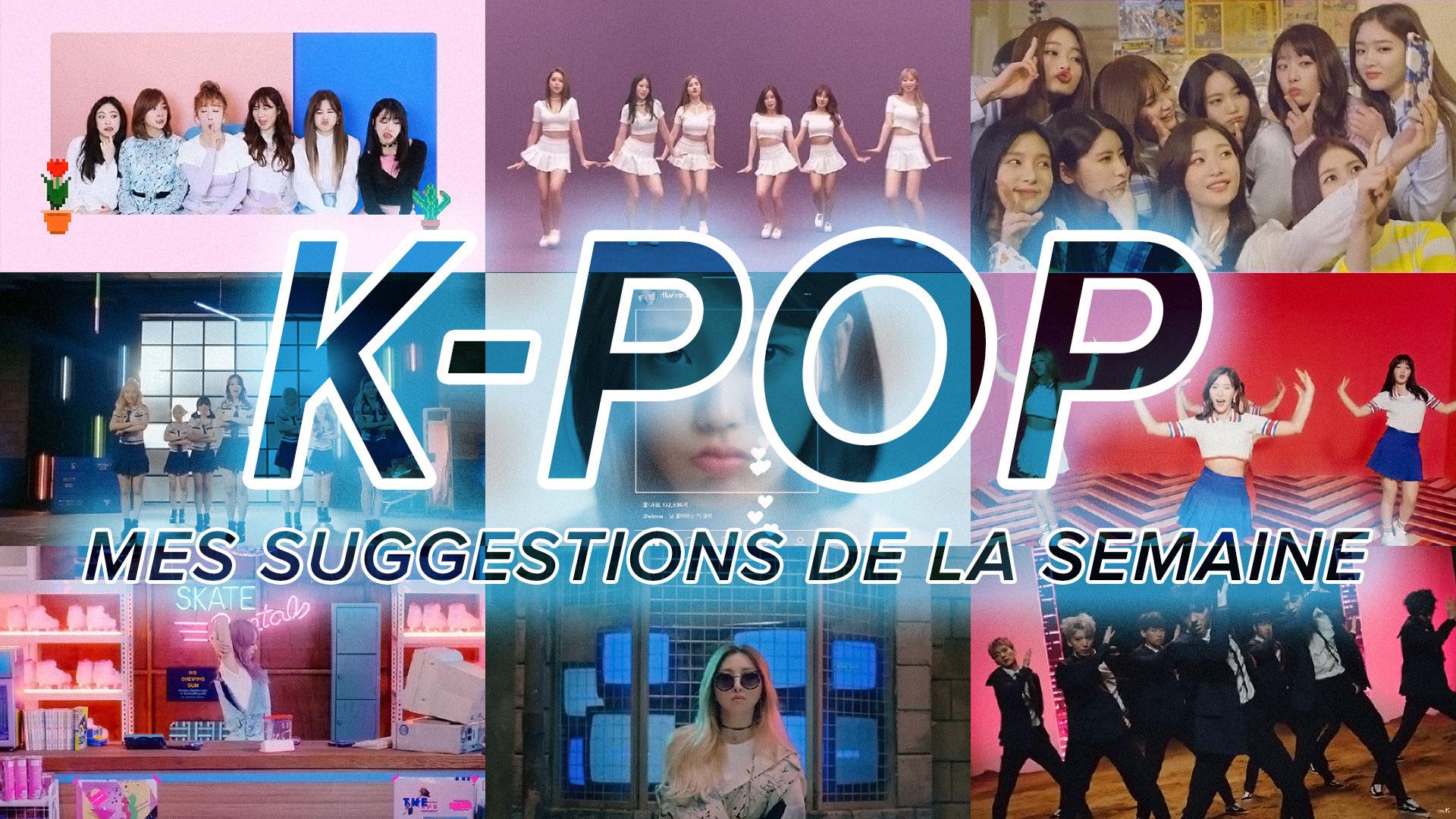 K-Pop du 16 au 22 avril 2017