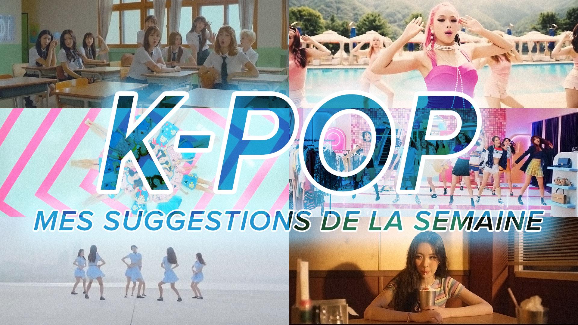 K-Pop du 20 au 26 août 2017