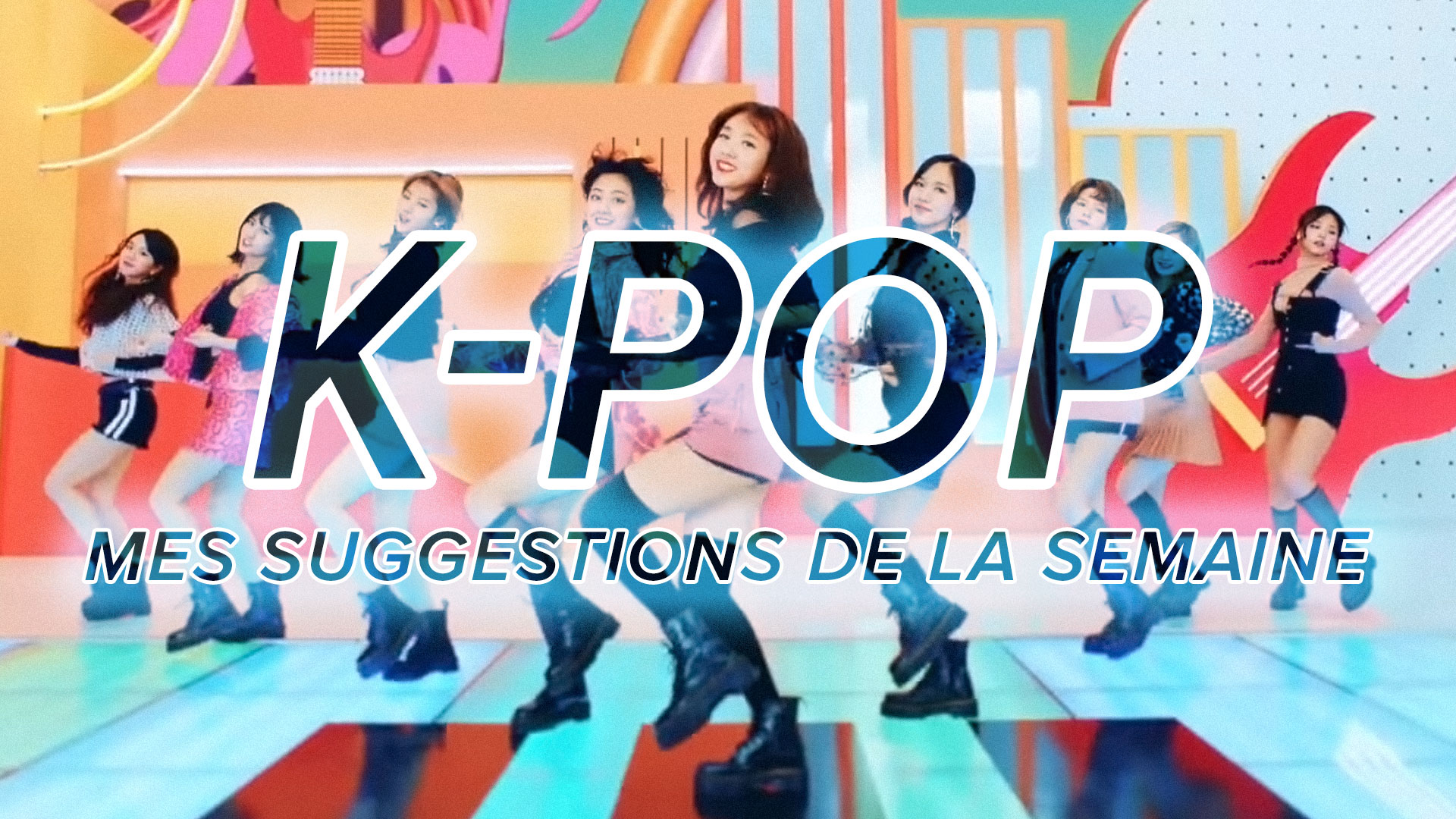 K-Pop du 1er au 7 octobre 2017